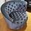 Thumbnail: Kagan Style Swivel Chairs - Pair