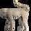 Thumbnail: Large Modernist Monkey Sculpture, Manner of Lalanne
