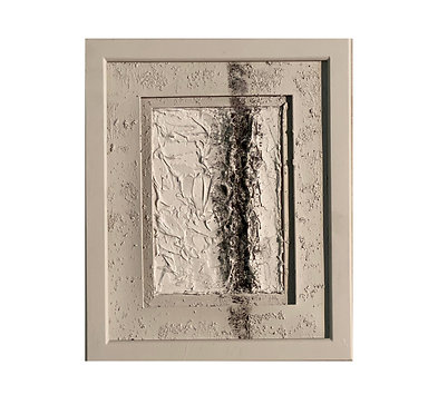 "8"" x 10"" Erosions of Pompeii Painting"