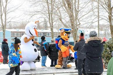 Carnaval d'hiver de Magog