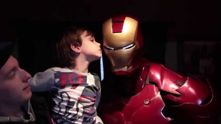 Gagnant concours Ironman