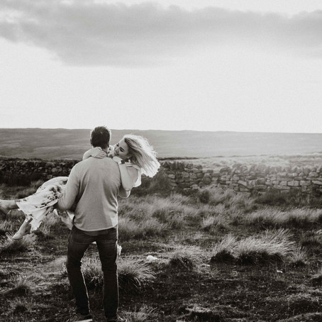 Five Tips for Amazing Engagement Photos
