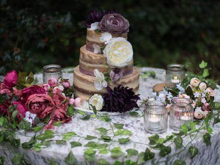 Woodland Wedding Styled Photoshoot