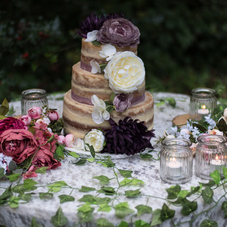 Woodland Wedding Styled Photoshoot