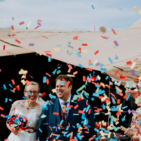 How To Get The Perfect Confetti Photo!