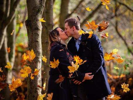 Five Reasons to Have a Pre-Wedding Photoshoot