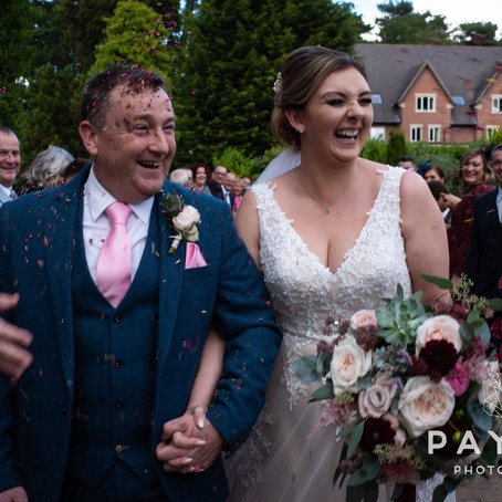 Kirsty & Paul // Wedding Photography at Rockliffe Hall, Darlington