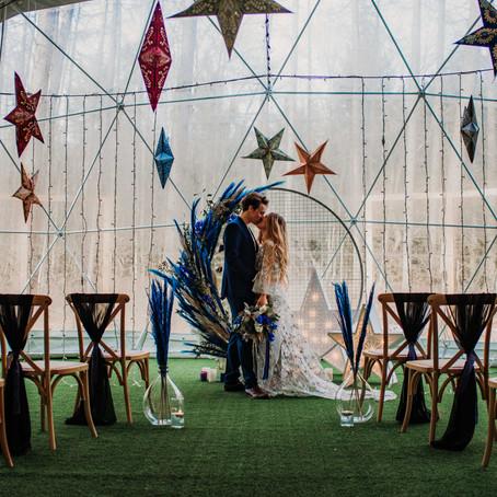 Celestial Wedding // Wedding Inspiration