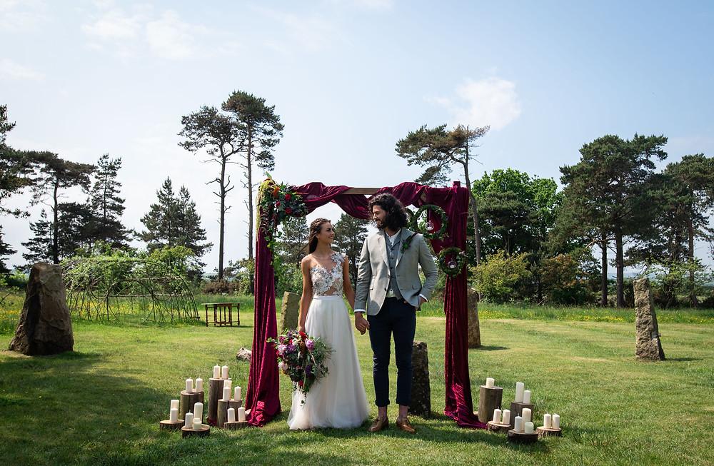 north shire wedding photography