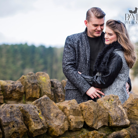 Pre-wedding Shoot at Hardwick Park