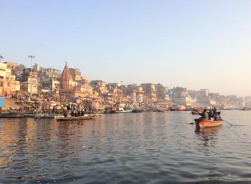 インドを旅した記事