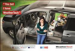 weathertech campaign 2015