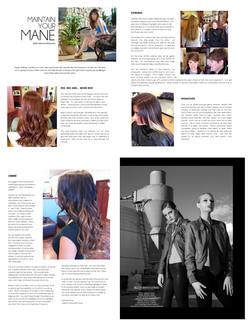 Tearsheet BeautyLook magazine