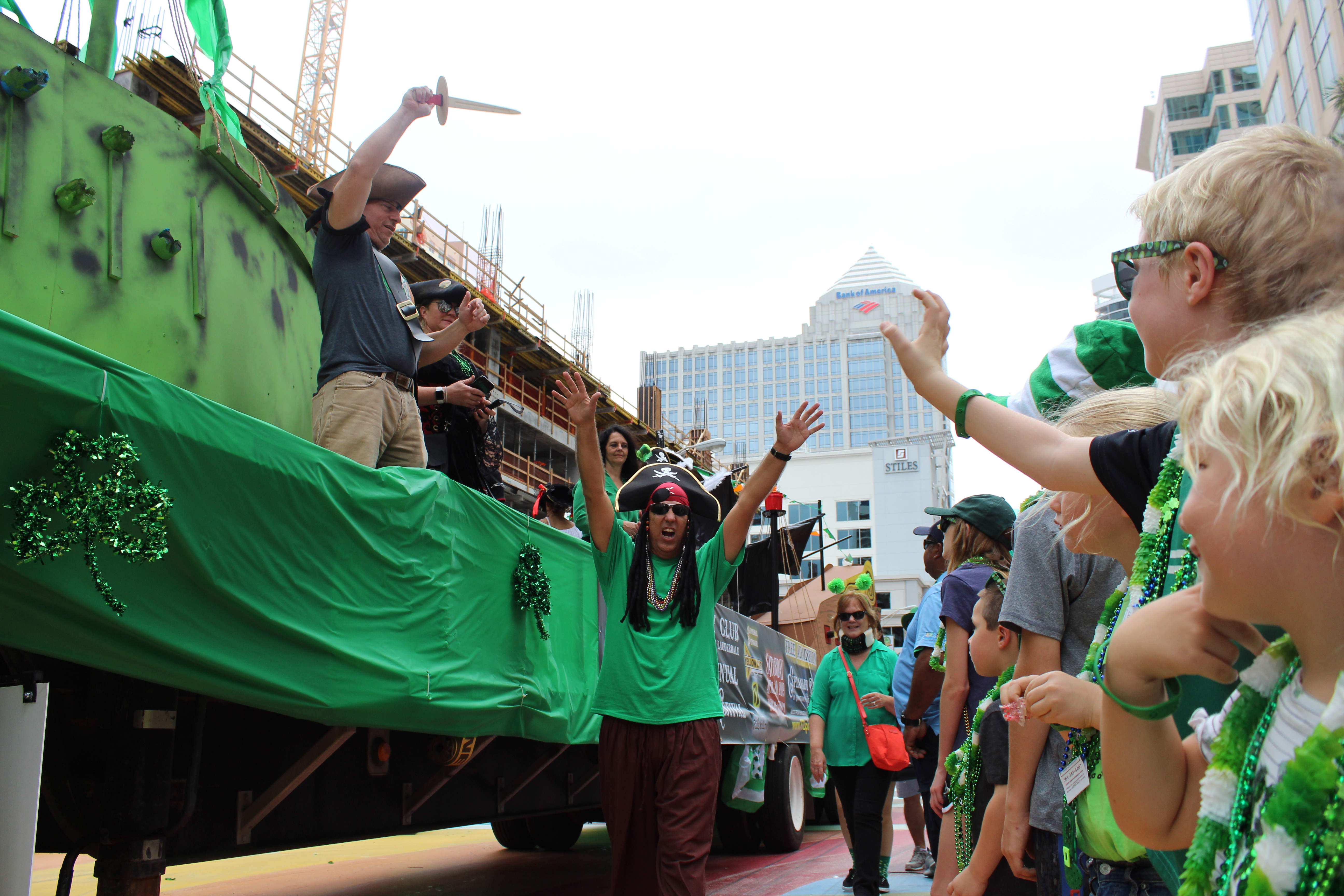 Fort Lauderdale St Patrick's Day 201