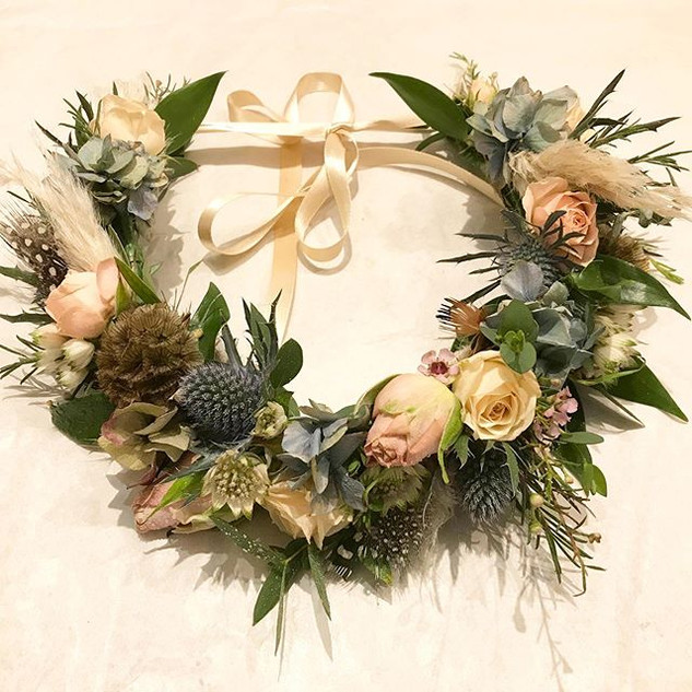Everyone loves a flowers crown! I loved