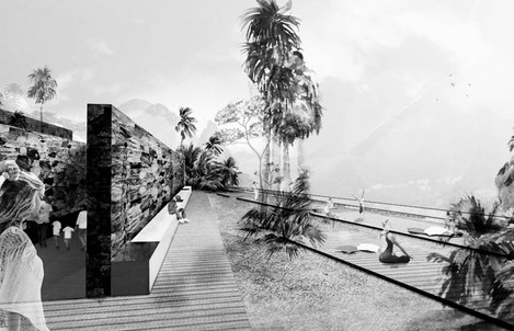 Diseño exterior_Parque público