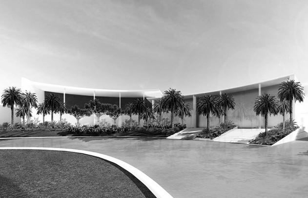 Diseño exterior_Hotel New horizons
