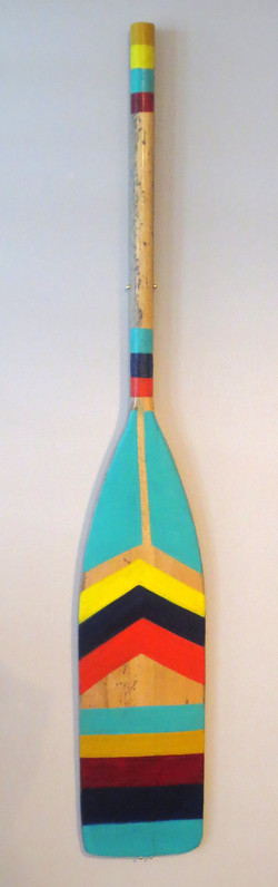 Painted Paddle 2