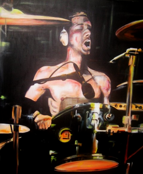 Ryan Drumming