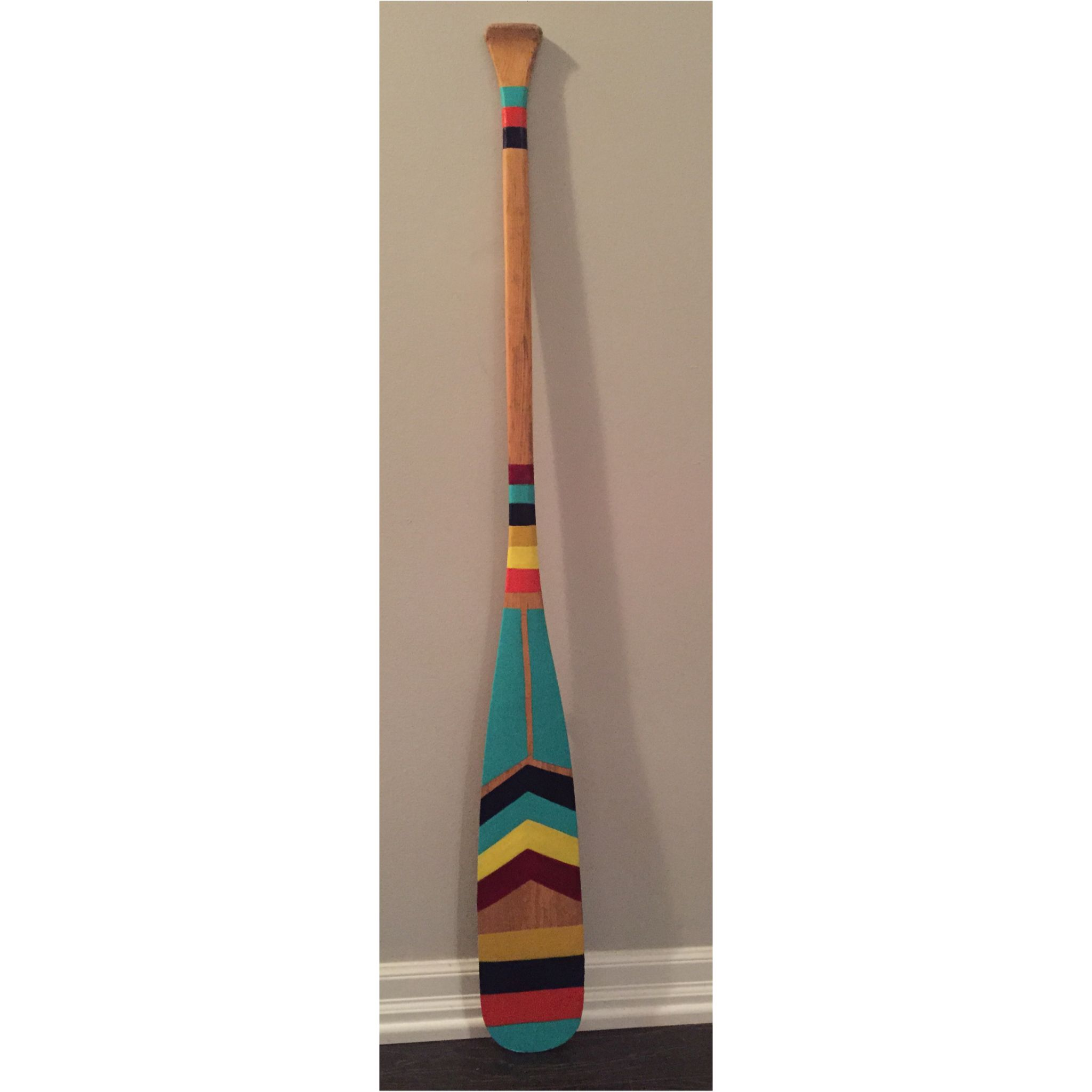 Painted Paddle 3