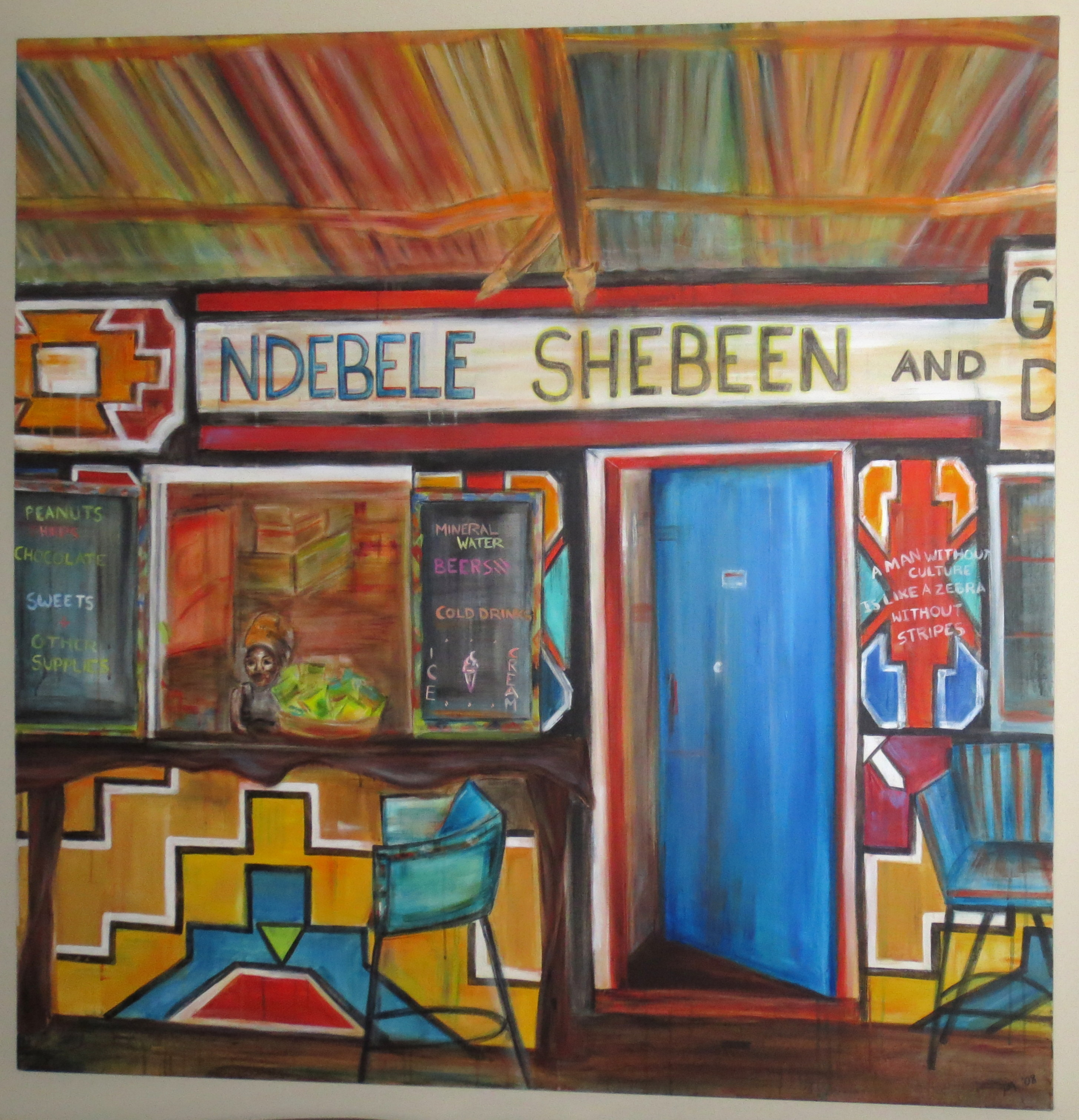 Ndeble Shebeen