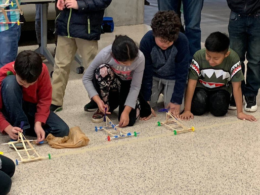 Engineering Expo and Mechanical Team Progress Update - February 2019