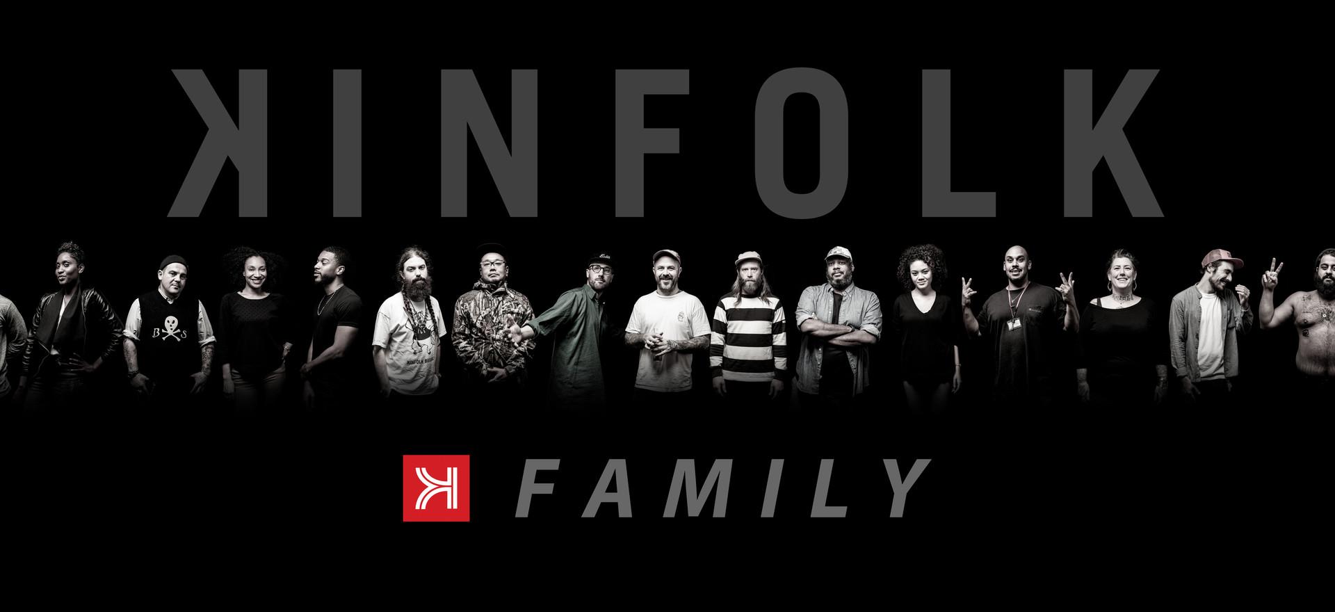 Kinfolk Family -Brooklyn, NY-