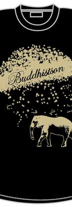 BUDDHISTSON T-SHIRT 2005