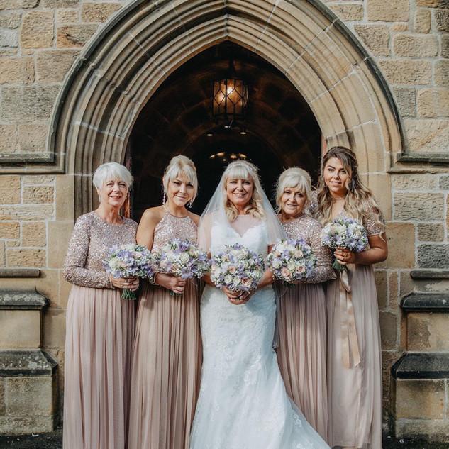 Leann's Flowers Real Weddings