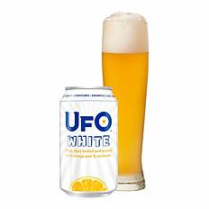 Ufo Unfiltered Wheat - Boston MA
