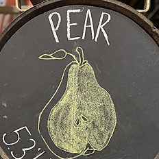 Downeast Pear