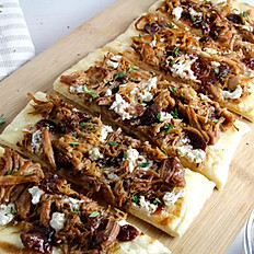 Pulled Pork and Green Apples