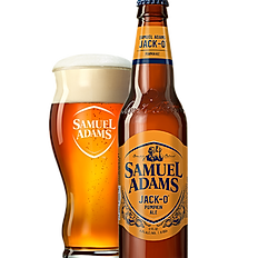 Sam Adams Jack-O Pumpkin Ale