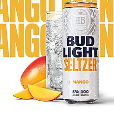 Bud Light Mango Seltzer