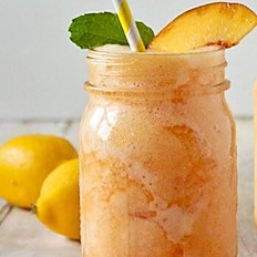 Frozen Crown Peach Lemonade