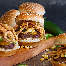 Cheeseburger Sliders`