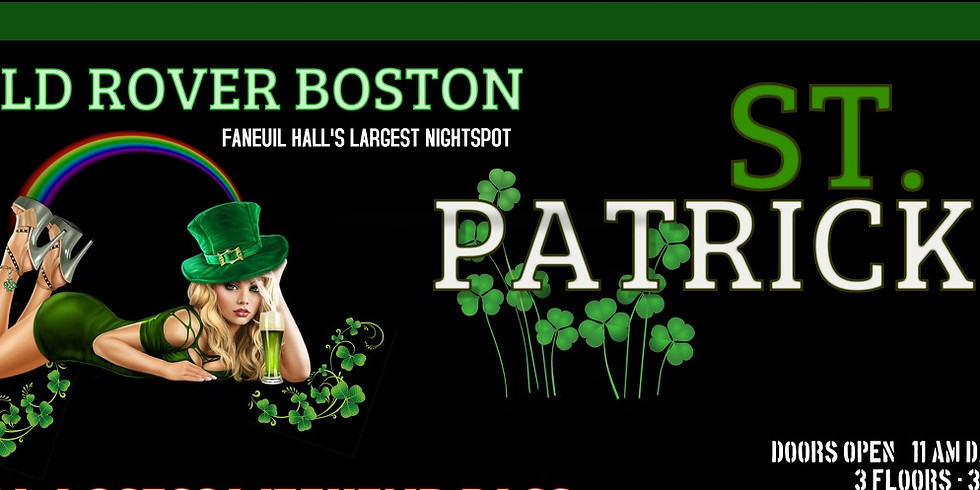 MARCH 14TH BAR CRAWL ENTRY PASS