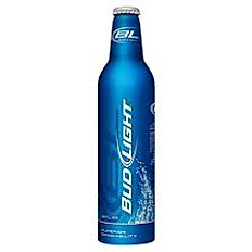 Bud Light Aluminum16oz