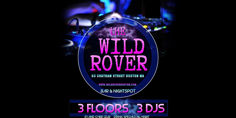 HOLIDAY SUNDAY @WILD ROVER VIP ENTRY TIL 1130PM