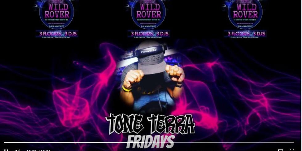 TONE TERRA FRIDAYS