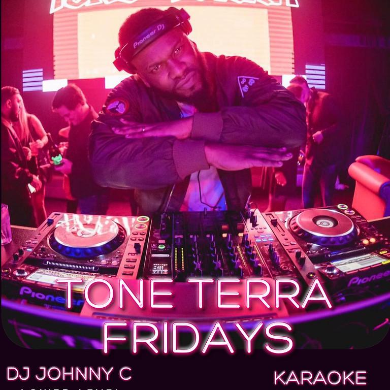 Tone Terra Fridays 7/23