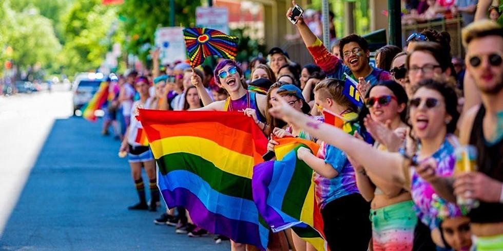 Pride Bar Crawl 2021