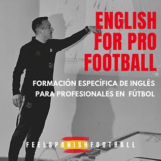 INGLES FUTBOL