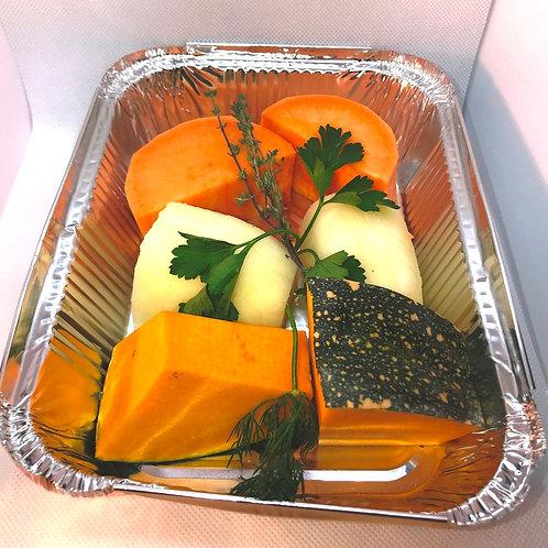 Roast Vege for 2
