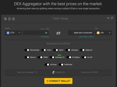 Crypto: Decentralized Exchange & Metamask
