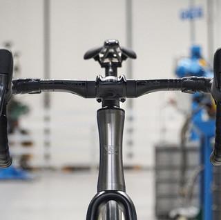 Bicicletta Titanio Finita |  Legend by Bertoletti | www.legendbybertoletti.it/en