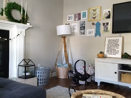 To The Moms Who Don't Have a Pinterest Home