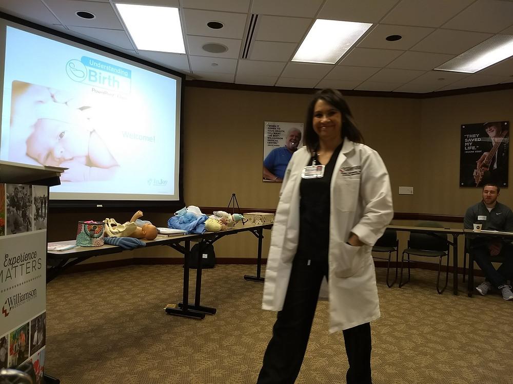 Childbirth Educator at Williamson Medical Center