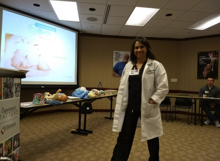 Williamson County Medical Center Childbirth Class
