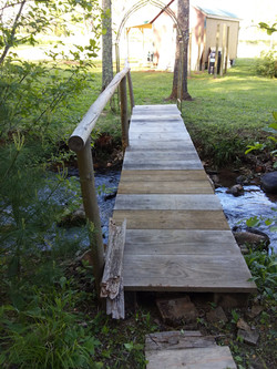 bridge to nature trail